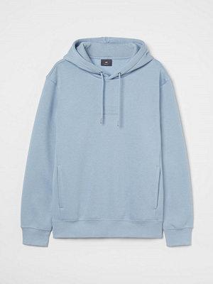 H&M Huvtröja blå