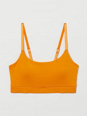 H&M Sport-bh Medium support orange