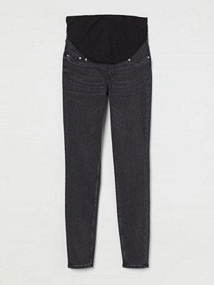 H&M MAMA Super Skinny Jeans svart