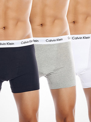 Calvin Klein 3-pack Boxer Black Grey White