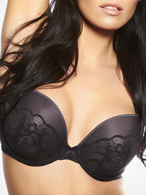 Calvin Klein BLACK Push-Up Lace Bra Black