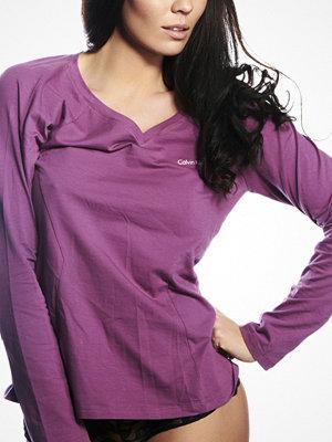 Calvin Klein Pyjamas Top Lara Sexy Purple
