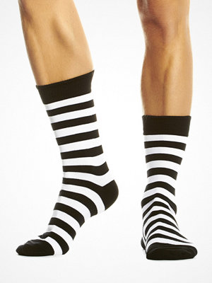 Topeco Block Stripe Sock Black