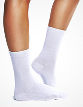 Strumpor - Topeco Ladies Plain Sock White