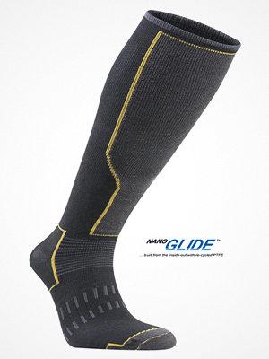 Seger Alpine Thin Compression Sock Black