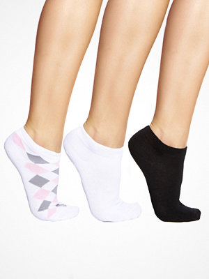 Salming 3-pack Low Sock Mix