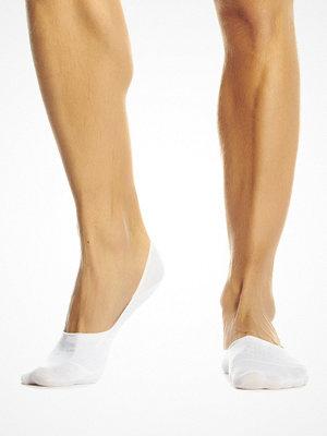 Falke Invisable Step Sock White