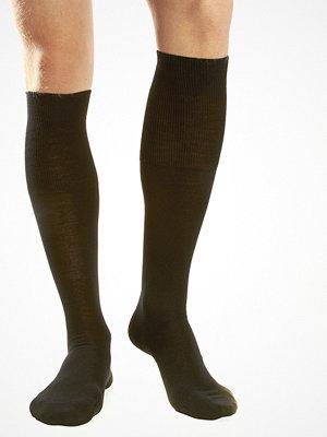 Falke Airport Knee Sock Black
