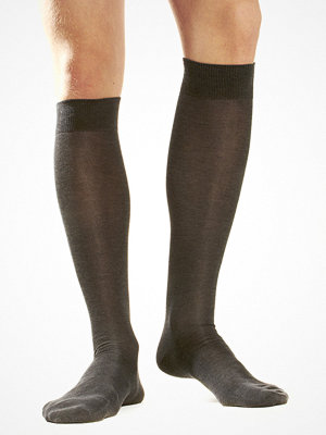 Strumpor - Falke Tiago Knee Sock Steel Grey