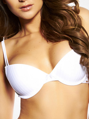 Esprit Pleasure T-shirt Bra White