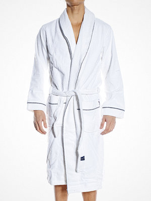 Morgonrockar - Newport Maidstone Bathrobe White
