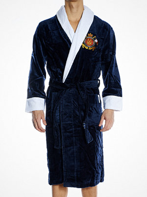 Morgonrockar - Newport Yacht Club Bathrobe Blue