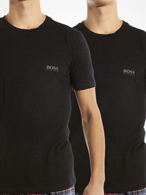 Hugo Boss 2-pack Crew Neck T-shirt Black