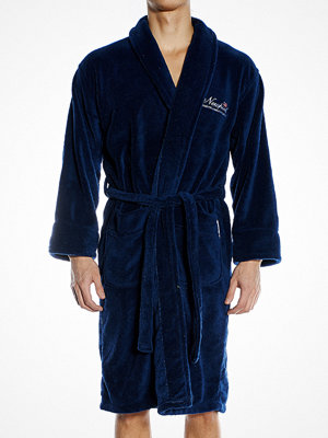 Morgonrockar - Newport Jamesport Bathrobe Blue