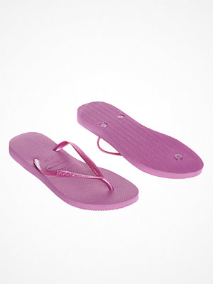 Tofflor - Havaianas W. Slim Flip Flop Light Pink