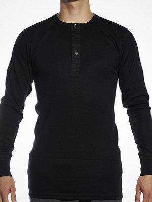 Resteröds Original Grandad Shirt Black