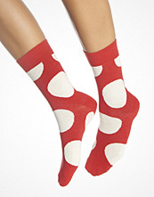 Strumpor - Happy Socks Jumbo Dot Sock Red