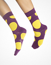 Strumpor - Happy Socks Jumbo Dot Sock Lilac