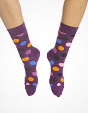 Strumpor - Happy Socks Big Dots Sock Purple