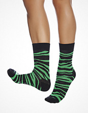 Strumpor - Happy Socks Zebra Sock Green