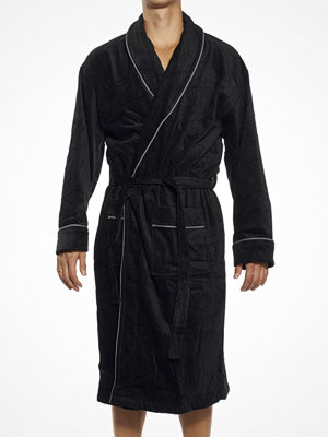 JBS Bath Robe Black