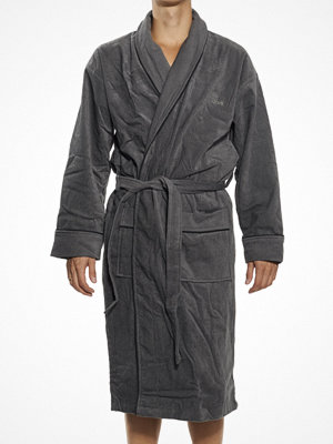 JBS Bath Robe Grey