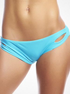 Hot Anatomy Bikini Stripes Pant Turquoise