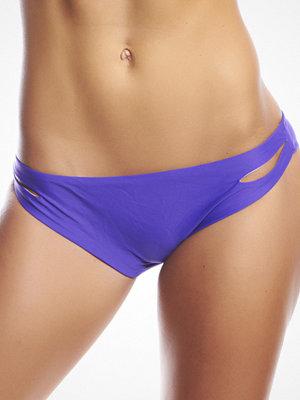 Hot Anatomy Bikini Stripes Pant Lilac