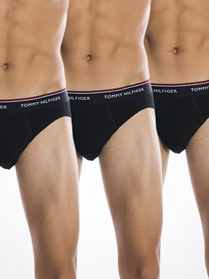 Tommy Hilfiger 3-pack Premium Stretch Brief Black