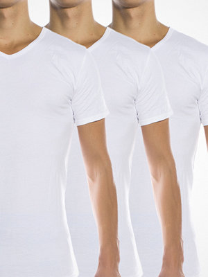 Tommy Hilfiger 3-pack V-neck T-shirt White