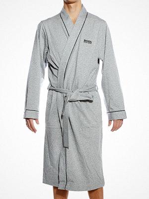 Morgonrockar - Hugo Boss Kimono Robe Grey