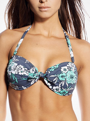 Sunseeker Mexican Floral Bandeau Slate