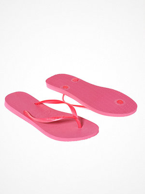 Tofflor - Havaianas Slim Flip Flop Shocking Pink