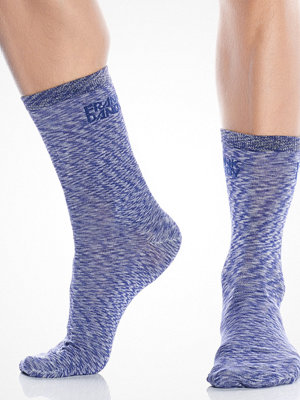 Frank Dandy Bamboo Sock Solid Space Deep Cobolt