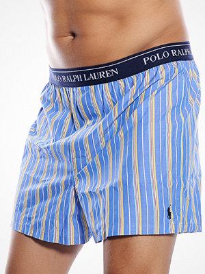Polo Ralph Lauren Woven Boxer Cayman Stripes Blue