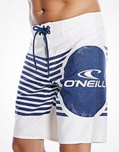 O'Neill Santa Cruz Panel Boardies Swim Shorts White
