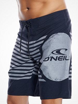 O'Neill Santa Cruz Panel Boardies Swim Shorts Black