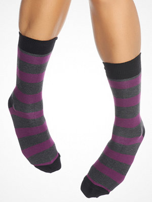 Strumpor - Happy Socks Stripe Sock Grey