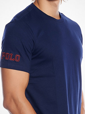 Polo Ralph Lauren Short Sleeve Crew T-shirt Cruise Navy