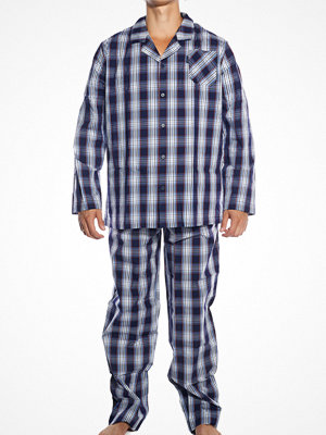 Jockey Long Pyjama Stonewash Navy