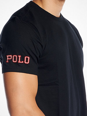 Polo Ralph Lauren Short Sleeve Crew T-shirt Black