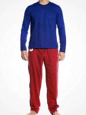 Polo Ralph Lauren Gift Box Pyjama Set Sporting Royal Jewel Red