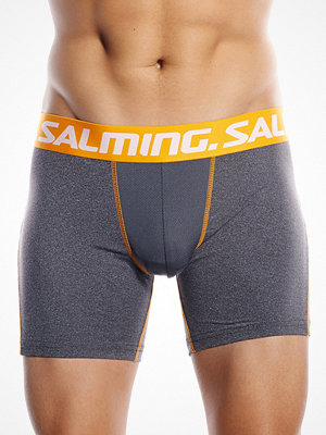 Salming Record Extra Long Boxer Light Grey