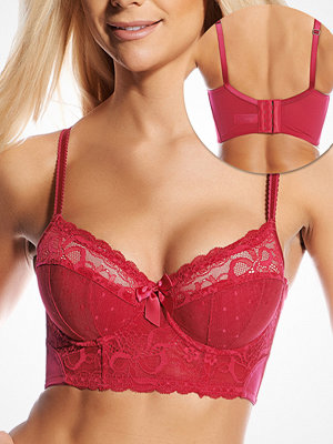 BH - Evollove Night Sky Longline Bra Red