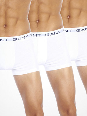 Gant 3-pack Trunk White
