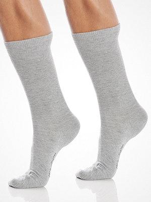 Burlington 2-pack Everyday Cotton Sock Light Grey
