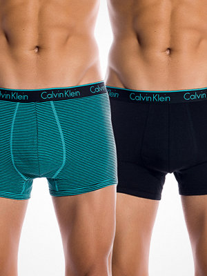 Calvin Klein 2-pack CK One Trunk Striped Black