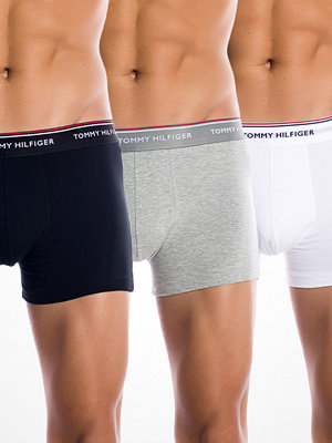 Tommy Hilfiger 3-pack Premium Boxer Black Grey White