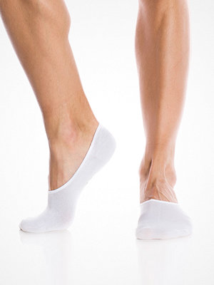 Frank Dandy Bamboo Invisible Sock White