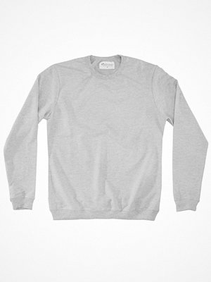 Bread and Boxers Sweatshirt Grey
